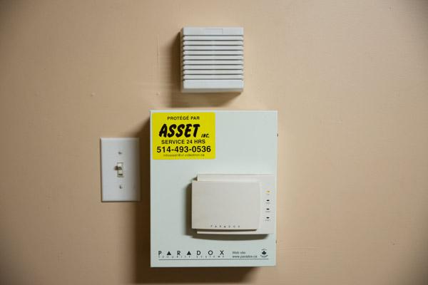 Système d'alarme individuel